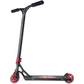 AO Scooters Dylan Morrison Stunt Scooter - Black/Red