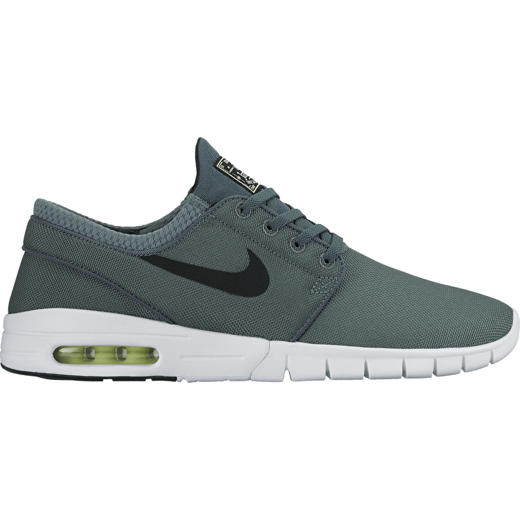 Nike Stefan Janoski Max Skate Shoes - Hasta/Black