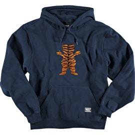 Grizzly Tiger OG Bear Cubs Hoodie - Navy