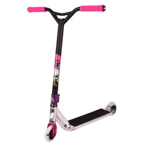 MGP x Blazer Pro Custom Scooter - End of Days Chrome/Pink