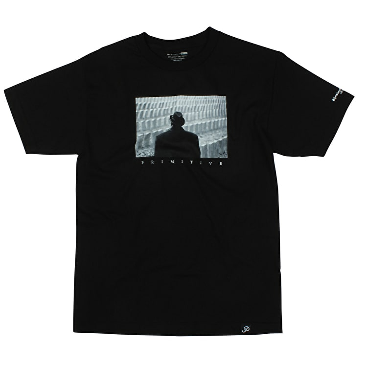 Primitive x Biggie Tombstone T-Shirt - Black