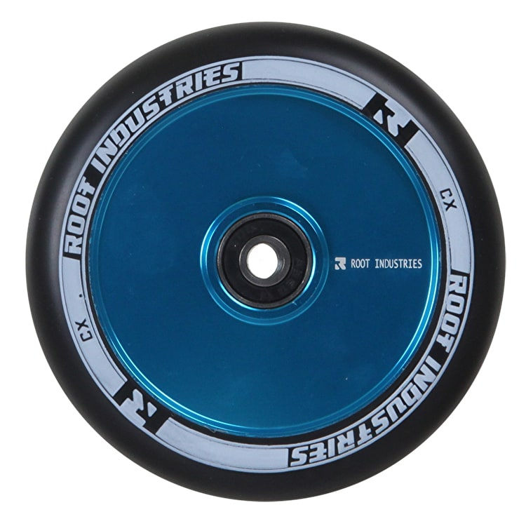 Root Industries 110mm Air Scooter Wheel - Black/Blue