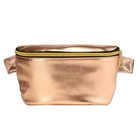 Mi-Pac Metallic Bum Bag - Rose Gold