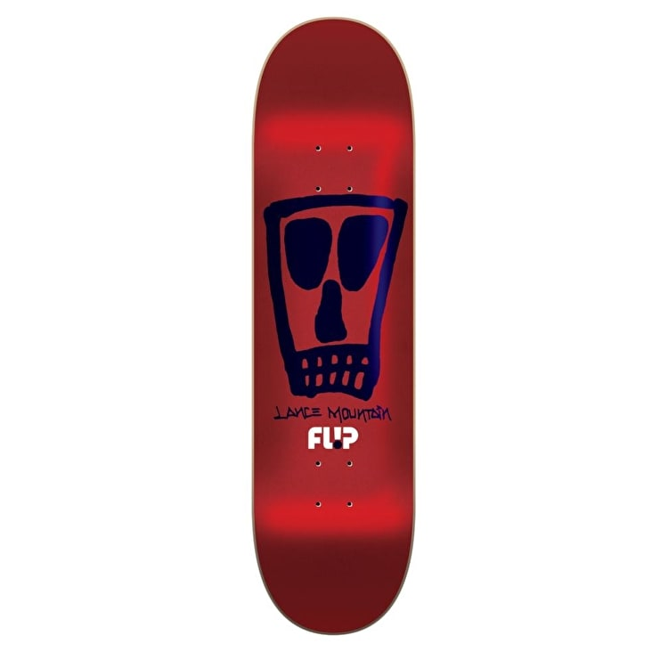 Flip Mountain Vato Skateboard Deck - 8.25""