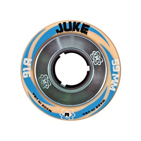 Atom Juke 59mm Alloy Quad Roller Derby Wheels - 91A (4pk)