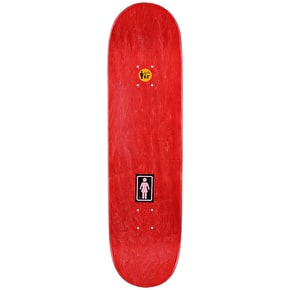 Girl Letterbox Skateboard Deck - Howard 8.5
