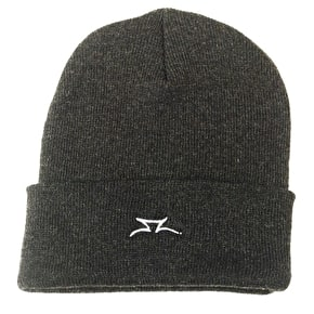 AO Graffiti Beanie - Charcoal Grey