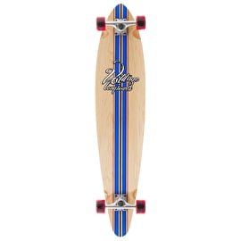 Voltage Big Pintail Complete Longboard - Blue