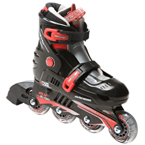 Xcess MX S780 Inline Skates - Black UK Junior 12-2 (B-Stock)