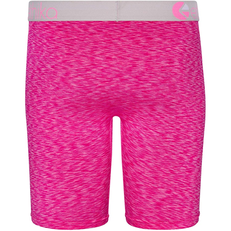 Ethika Classics Heather Boxers - Pink