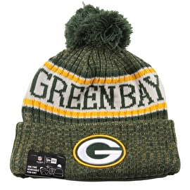 New Era NFL Sideline Beanie 2018 - Green Bay Packers