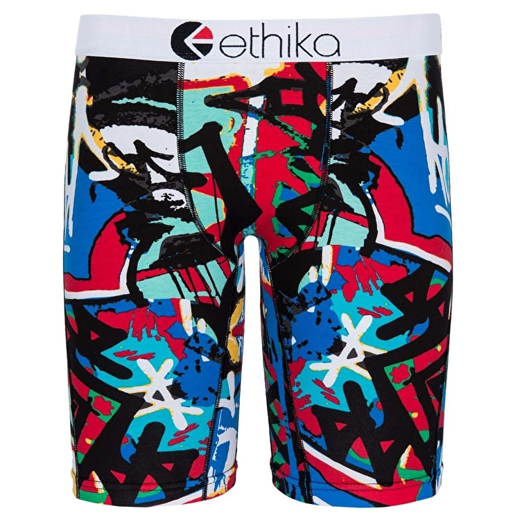 Ethika Wall Talk Boxers