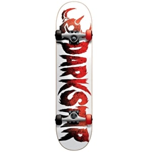 Darkstar Ultimate Complete Skateboard - Red 7.7''