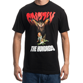 Grizzly x The Hundreds Bear Woods T-Shirt - Black