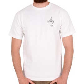 Rebel8 Lousy T shirt - White