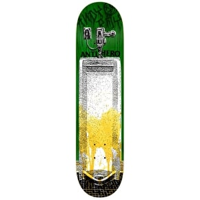 Anti Hero Skateboard Deck - Public Urinal Roy 8.4