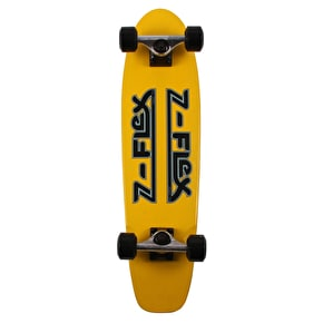 Z-Flex Cruiser Complete Cruiser Skateboard - Yellow 29