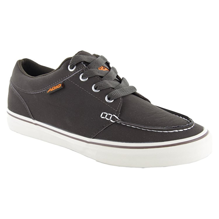 Adio Boater - Dark Brown/Orange - UK 7 (B-Stock)