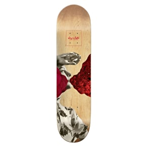 Chocolate Dru Collage Skateboard Deck - Anderson 8.125