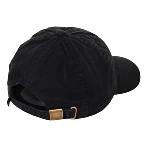 Diamond Leeway Hat - Black
