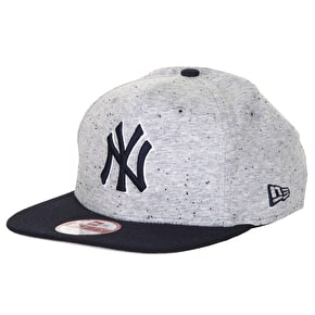 New Era 9Fifty Jersey Team New York Yankees Cap - Grey/Navy