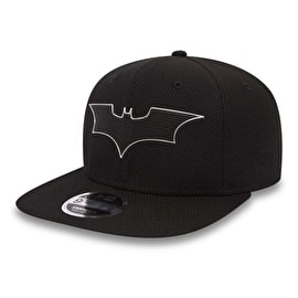 New Era Blacked Out Cap - Batman