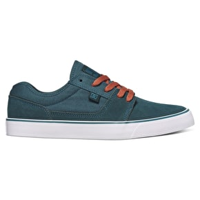 DC Tonik Skate Shoes - Deep Jungle