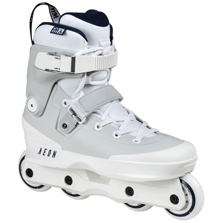 USD Aeon 72 2018 Aggressive Skates Grey