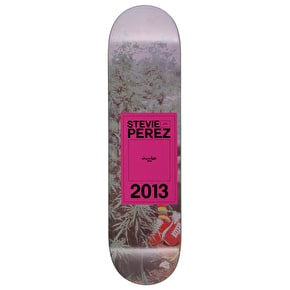 Chocolate Inaugural Perez Skateboard Deck - 8.125