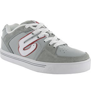 Elyts Low Top - Grey / Red