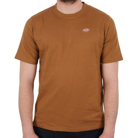 Dickies Stockdale T shirt - Brown Duck