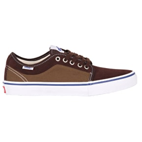 cool vans shoes for boys. free delivery vans chukka low pro skate shoes - (two tone) coffee bean/teak cool for boys