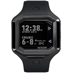 Nixon Ultratide Watch - Black