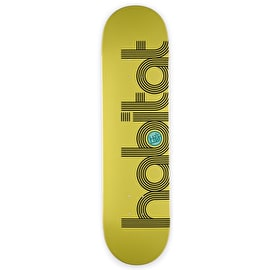 Habitat Ellipse Skateboard Deck 8.125