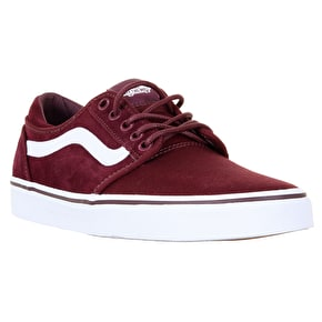 Vans Cordova Shoes - (Suede Canvas) Port Royale