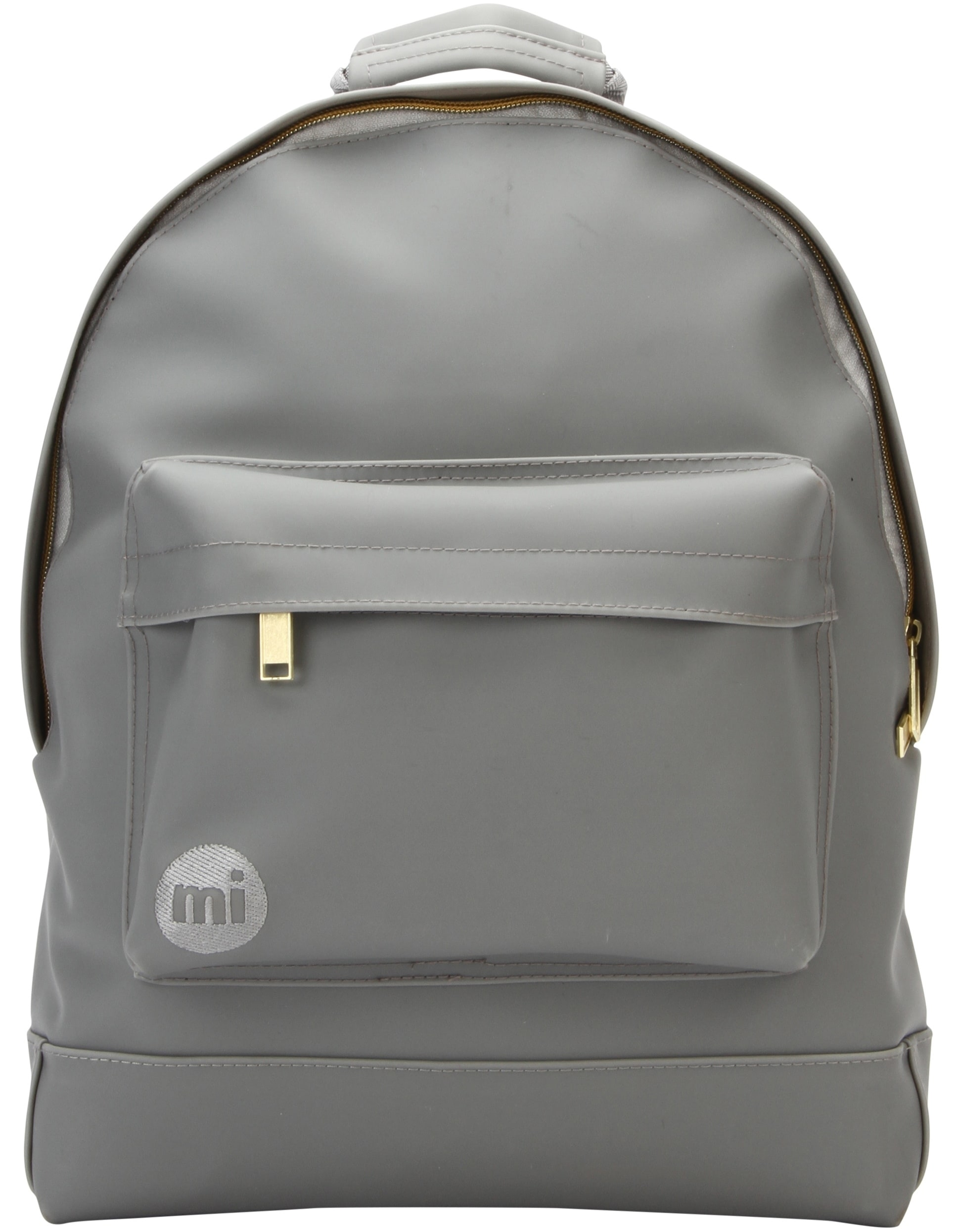 MiPac Rubber Backpack  Grey
