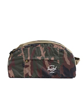 Herschel Packable Journey Duffel Backpack - Woodland Camo