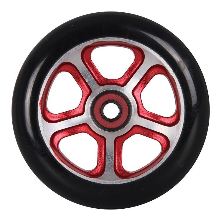 "MGP CF ""Filth"" Scooter Wheel - Red/Black 110mm"