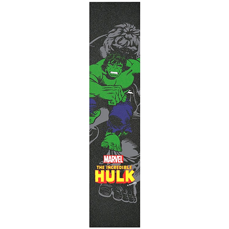 Madd x Marvel Scooter Griptape - The Incredible Hulk