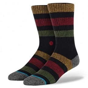 Stance Overdub Socks - Black