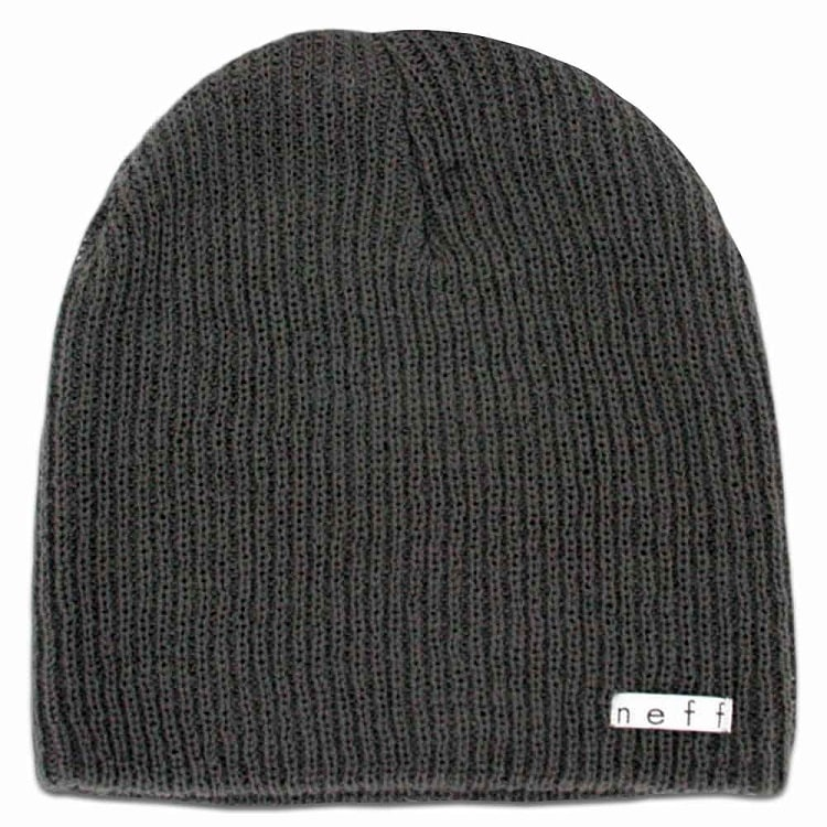 Neff Daily Beanie - Charcoal