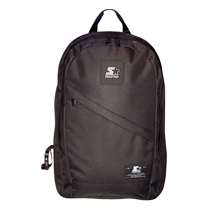 Starter Icon Backpack - Black