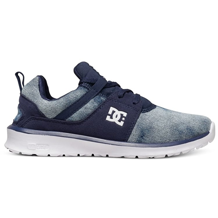 DC Heathrow SE Womens Shoes - Denim