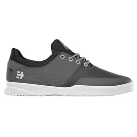Etnies Highlight Shoes - Dark Grey/Black/White