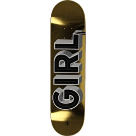 Girl Sign Painter Skateboard Deck - Brandon Biebel  8
