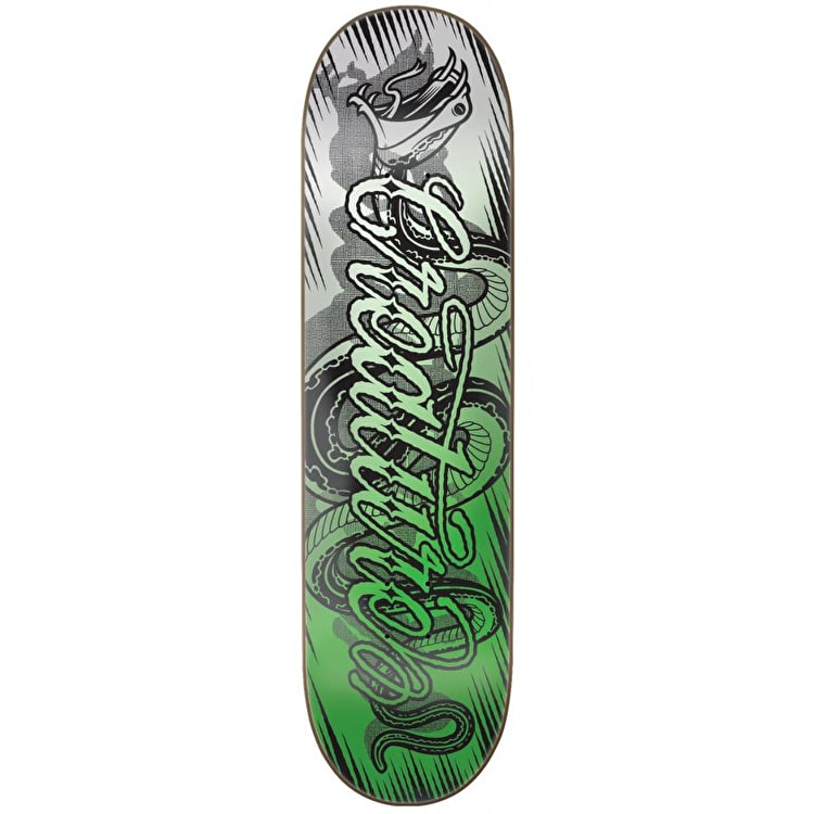 Creature Giant Serpents UV Skateboard Deck - 8.375""