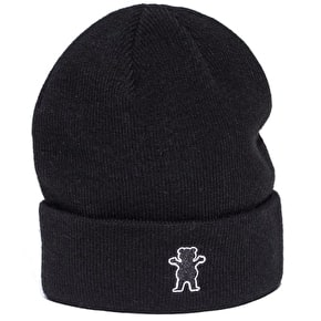 Grizzly Gram Beanie - Black