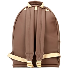 Mi-Pac Rubber Backpack - Brown