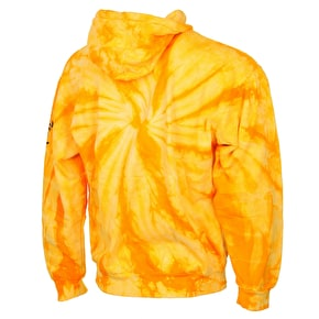Gold Groovy Compton Hoodie - Spider Gold