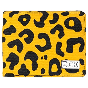 DGK Fast Life Wallet - Orange